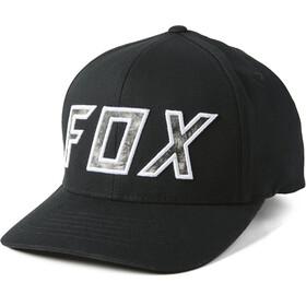 Fox Down N Dirty Flexfit Hat Men, black/white